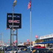 Orange Dealership Cars for Sale